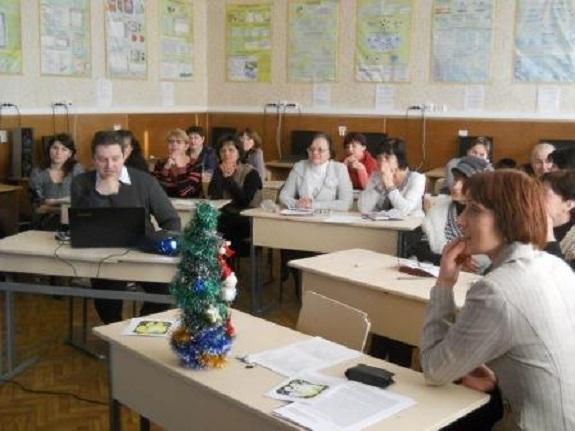 В Рени прошёл семинар учителей-языковедов