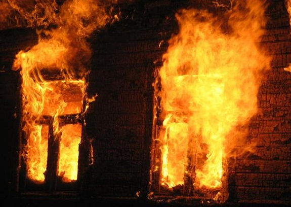 В Украине в пожарах погибли более тысячи человек с начала года