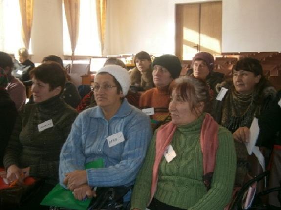 В Сарате прошли семинары-тренинги по повышению квалификации социальных работников