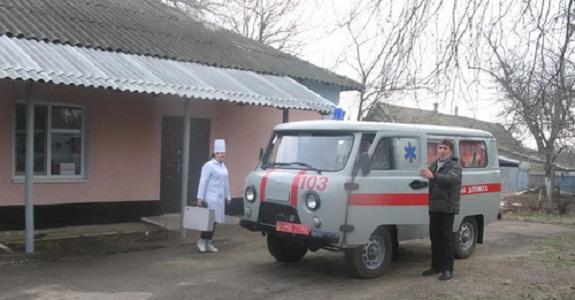 В Саратском районе за время работы нового пункта скорой помощи удалось спасти 200 человек