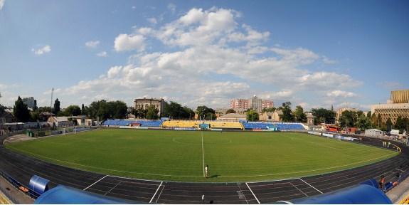 Одесский стадион «Спартак» победил во всеукраинском рейтинге
