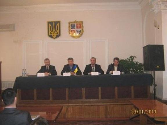 Ренийскому району представили нового председателя РГА