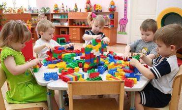 В Саратском районе полностью отремонтировали детский садик