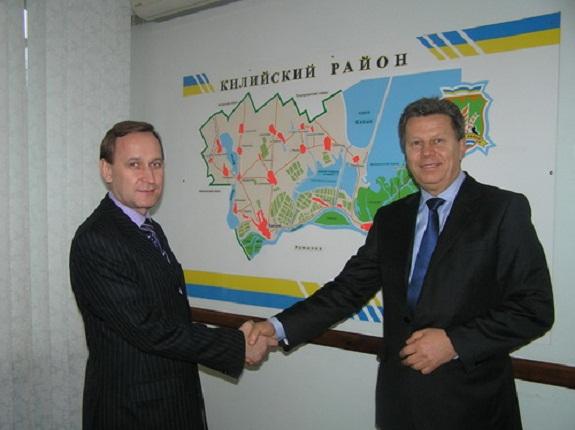 В Килийском районе официально представили нового главу РГА
