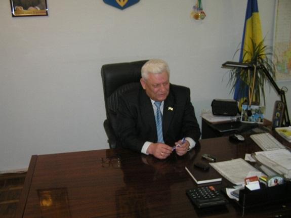 Янукович уволил председателя Килийской райгосадминистрации