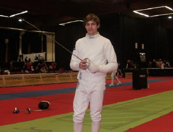 Измаильчанин завоевал бронзу на Кубке мира по фехтованию
