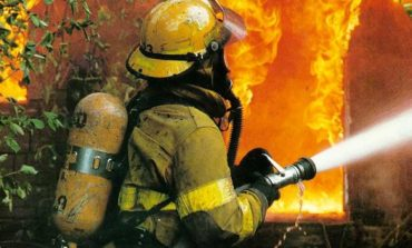 В Измаильском районе спасатели 5 часов тушили пожар в помещении сельсовета