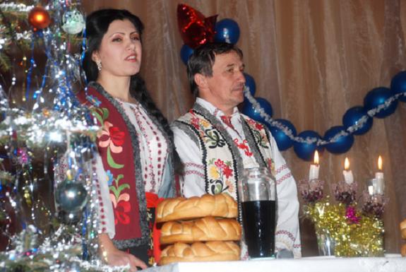 В Измаильском районе прошёл фестиваль молдавских колядок