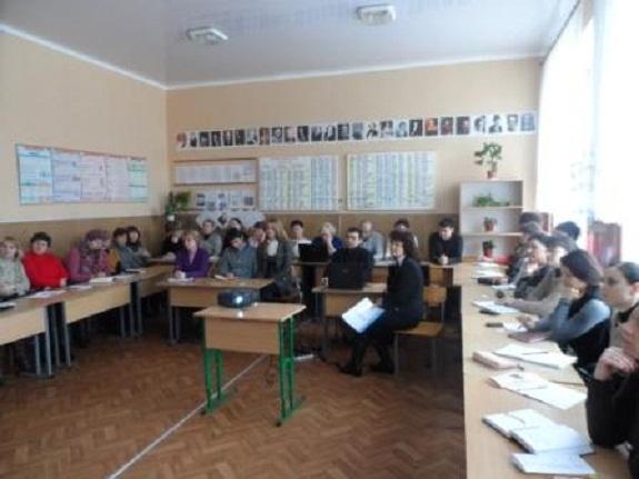 В Измаильском районе прошла конференция по повышению компетентности учителей иностранных языков