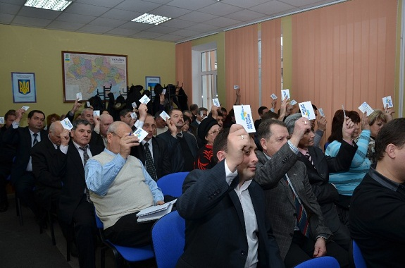 Одесские «регионалы» выбрали кандидатов на места Киссе и Пресмана