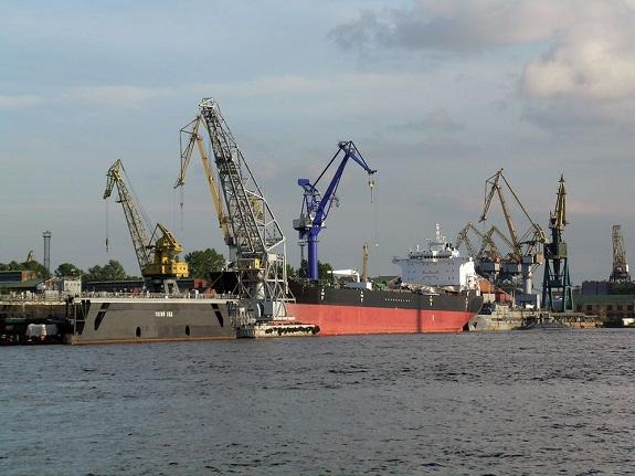 В Измаильском порту почти вдвое упали объёмы грузооборота — начальник