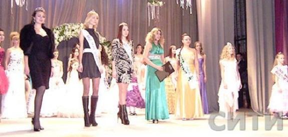 В Измаиле выбрали самых красивых девушек Бессарабии