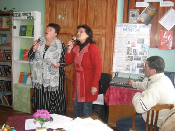 В Болградском районе провели музыкальный вечер