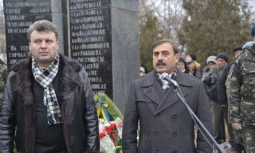 Народный депутат поздравил воинов-афганцев
