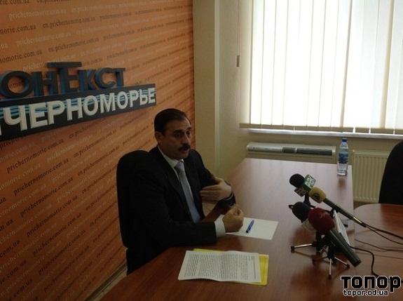 Нардеп решает проблемы фермерских хозяйств в Одесской области
