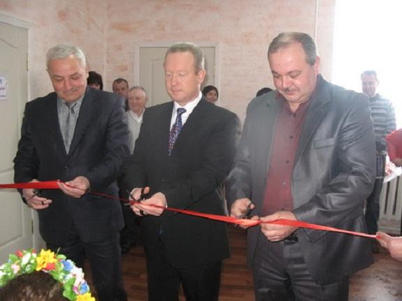 В Саратском районе открыли новую группу для дошкольников