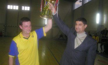 В Измаиле определился обладатель кубка по футзалу