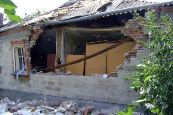 В Болградском районе взорвался дом