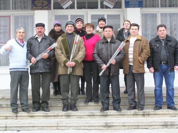 Народный депутат почтил ветеранов-афганцев в Арцизском районе