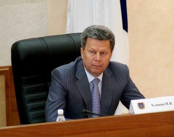 Пётр Хлыцов победил на выборах в Одесский областной совет
