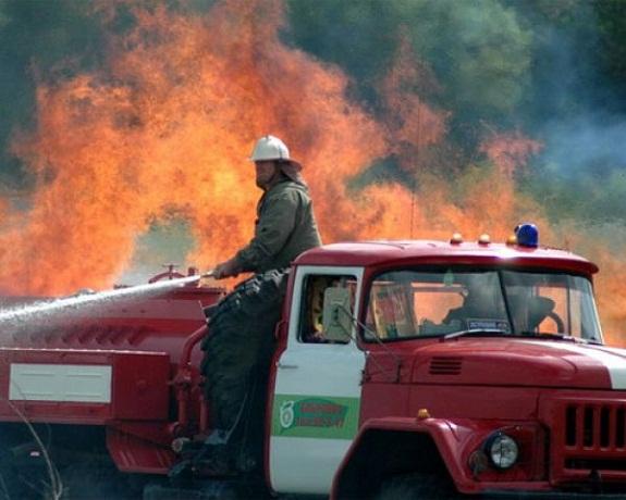В Арцизском районе на ходу загорелся тепловоз