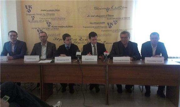 Одесские оппозиционеры согласовали единых кандидатов на предстоящие выборы