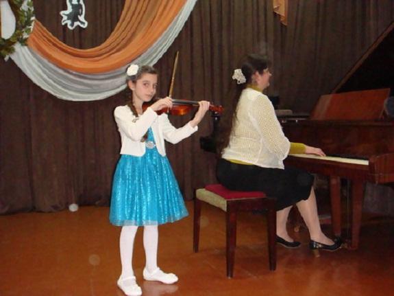 В Килии прошёл необычный концерт «Танцы народов мира»