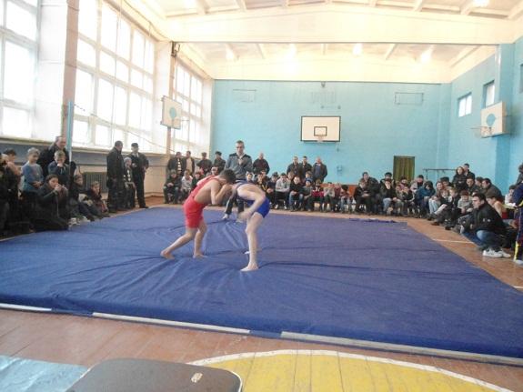 Народный депутат поощрил победителей турнира по вольной борьбе в Килийском районе