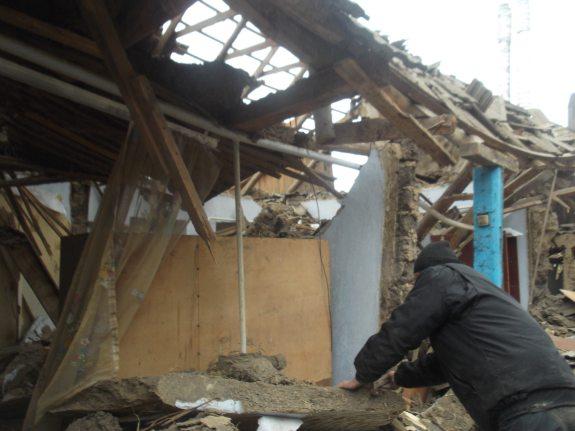 Нардеп помог пострадавшим при взрыве в Болградском районе