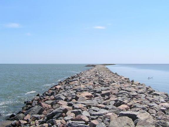 Из-за непогоды закрыт канал «Быстрое» в дельте Дуная