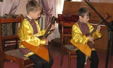 В Рени состоялся концерт детской филармонии