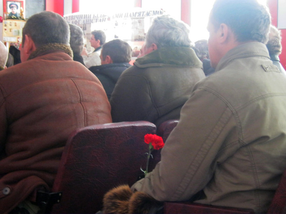 В Тарутино почтили память воинов-афганцев