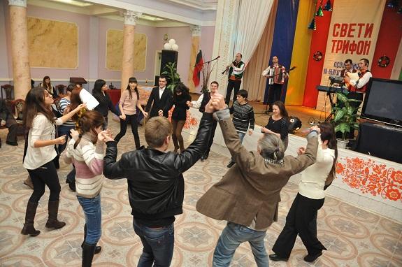 В «Болгарском культурном центре» отметили «день вина»