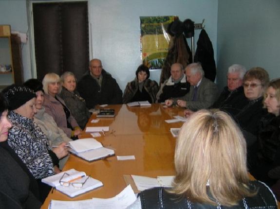 В Килийском районе выбрали общественный совет при государственной администрации