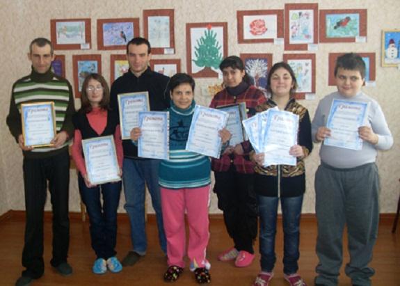 В Болграде состоялся развивающий конкурс для детей, проходящих реабилитацию