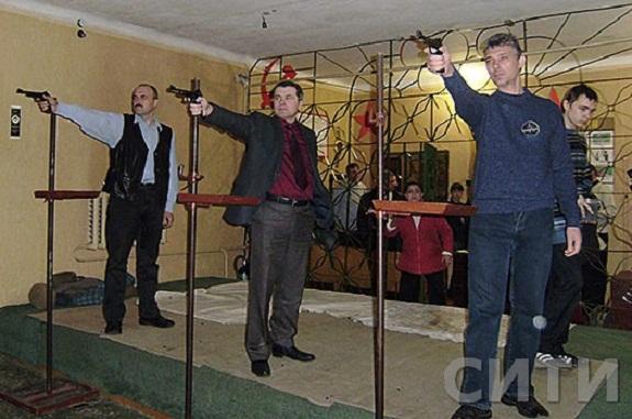 В Измаиле выбрали лучшего стрелка