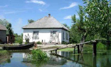 Дунай вышел из берегов, Килийский район затопило