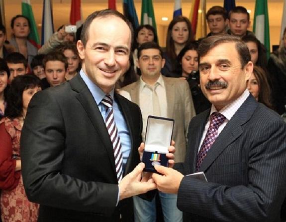 Нардеп вместе со школьниками Одесской области посетил Европарламент в Брюсселе