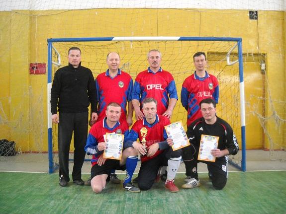 В Болградском районе выбрали лучшую футбольную команду среди ветеранов (ФОТО)