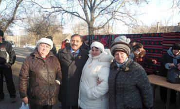 Нардеп встретил Масленицу в Саратском районе (ФОТО)