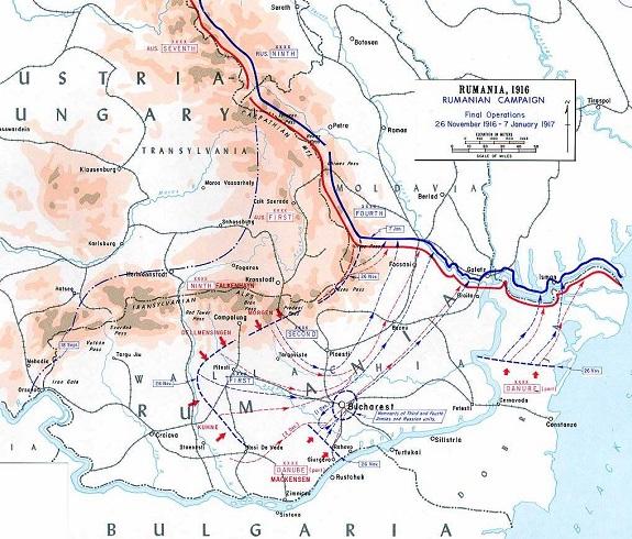 Первая мировая война и Бессарабия