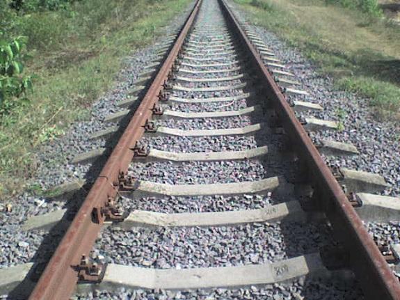 Рениец демонтировал 186 деталей пути Одесской железной дороги