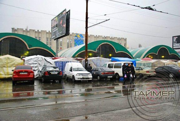 После драки на одесском рынке «Остров» беременная предпринимательница потеряла ребёнка