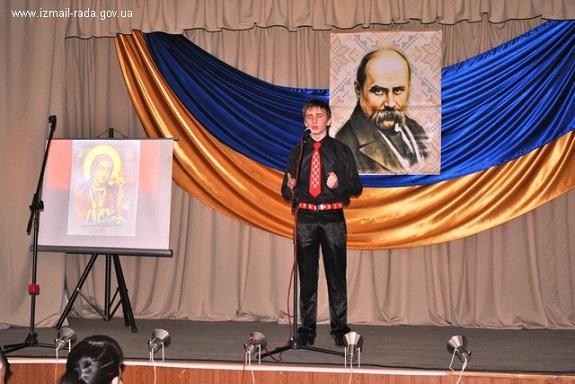 Юный измаильчанин стал призёром областного фестиваля «Певец украинского слова»