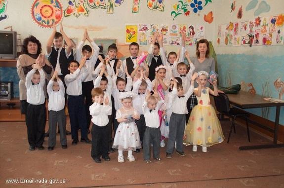 В Измаильском центре реабилитации дети праздновали приход весны