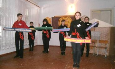 В Болградском районе выбрали лучшую дружину юных пожарных