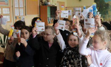 В Болградском районе школьников посвятили в читатели