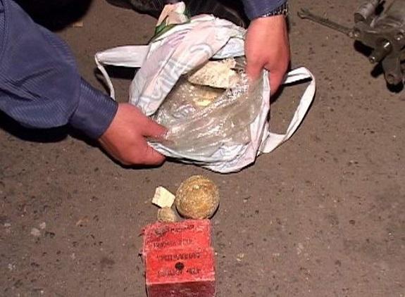 Житель Арцизского района хранил дома взрывчатку