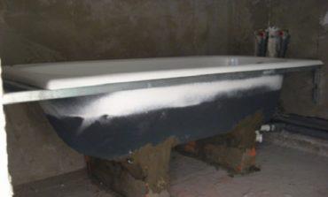 Житель Саратского района попался на краже ванны