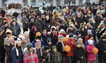 В Болграде с размахом отпраздновали Масленицу